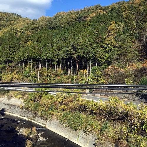 Yakumo Japan  city images : 結構な絶景を楽しめる特急やくも、オススメです ...
