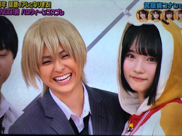 AKB48 チーム8,佐藤栞がイケメンすぎ( ♡ω♡ ),AKBINGO,しおりん