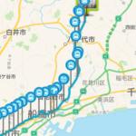 ハイドラCP巡り,緑化活動,新規ポイント,2018.10.20