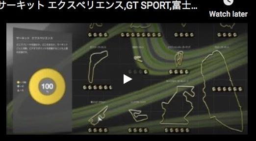 サーキット エクスペリエンス,GT SPORT,富士スピードウェイ,スープラGR,2018.11アップデート