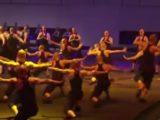 ランボルギーニのSUV,ウルスの発表,オープニングのダンスがすごい