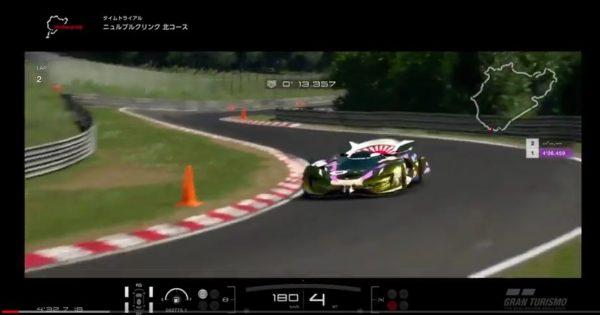 ニュルブルクリンク,4分3秒,トマホークX VGT,GT SPORT,ここまできたら4分きりたい