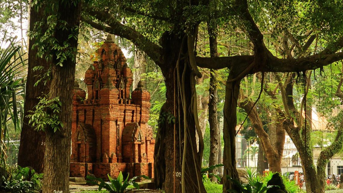 ベトナム,タオダン公園,ホーチミン,2017.11
