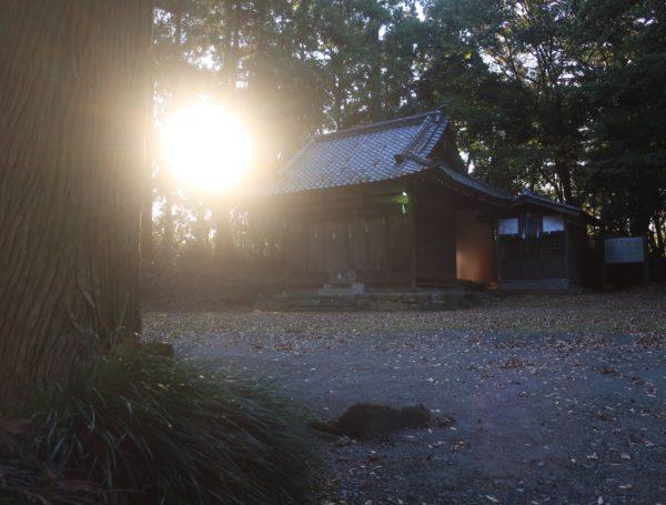 鉢形城,諏訪神社,埼玉県