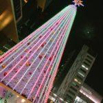 恵比寿,渋谷,秋葉原,クリスマスツリー,#1to#8,2018年