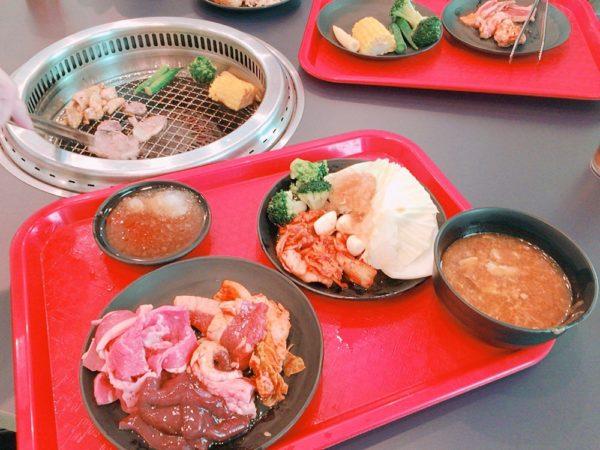 キムチが良いっていうから焼き肉に行ってキタ━━(゜∀゜)━━!!!