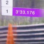 ニュルブルクリンクで3分33秒,トマホークX VGT,GT SPORT,自己ベスト更新