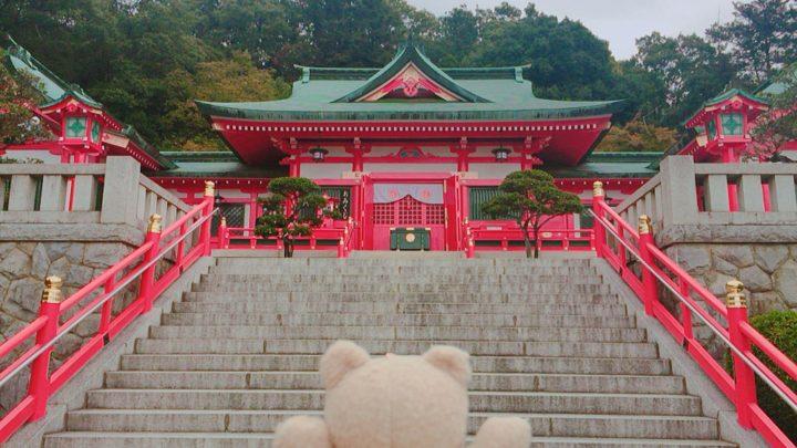 織姫神社,AKB48,ロケ地巡り,マジムリ学園,栃木県