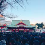 神田神社、神田明神、初詣【神社めぐり】 2019