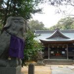 【神社めぐり】八倉比賣神社(やくらひめじんじゃ) 徳島県徳島市