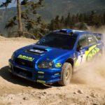 スバル インプレッサ WRC 2003年 ラリー 写真集 名場面
