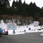 比叡山延暦寺,1月は雪がいっぱい、、2005年