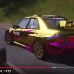 Bosco di Rezzo, Impreza Rally car,Under 300cv,Sebastien Loeb Rally