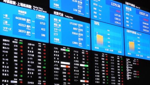 仕手筋による株の操作の基本、大量買い付けのあとの空売り
