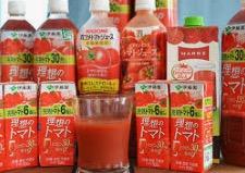 トマトジュースは抗酸化作用がある