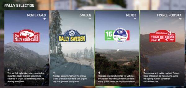 WRC8 速攻レビュー,14カ国すべてのようす、初走行、全動画