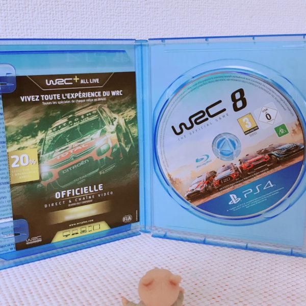 最新ラリーゲーム,WRC8,キタ━━(゚∀゚)━━!!