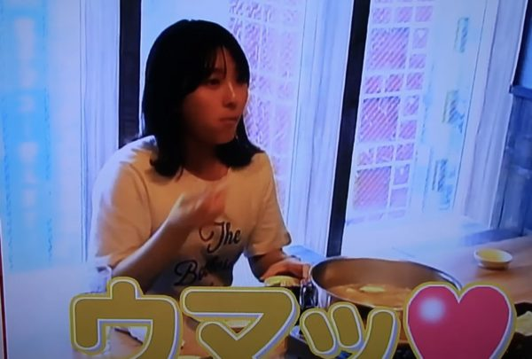大和田南那ちゃん「うまっ♡」が可愛すぎる