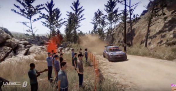 WRC8,シーズンWRC2,イタリア,Season,WRC,FIA,World Rally Championship,PS4