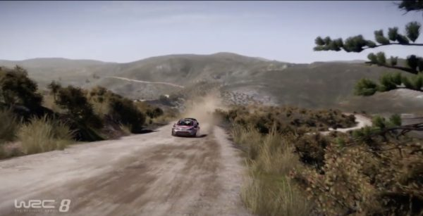 WRC8~ポルトガル~景色がいいグラベル~オススメ~トヨタ~ヤリス~PS4~WRC~Portgal 191126