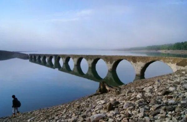 【北海道】タウシュベツ川橋梁、通行禁止、許可書のもらいかた