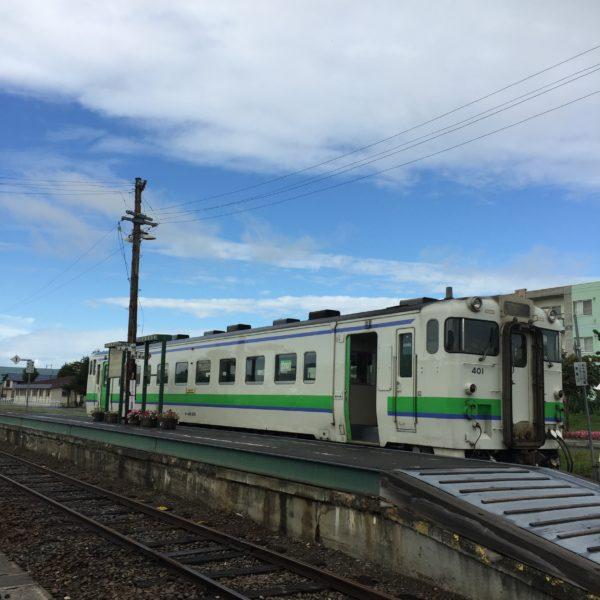 【JR・乗り放題・北海道・一周】パート1 札幌から倶知安まで。2015年9月