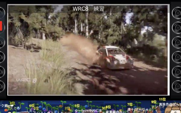 【WRC 8】各国の感想 PS4 ゲーム
