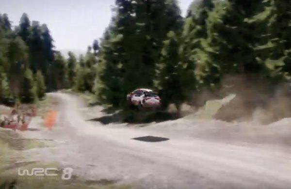 WRC8 フィンランド セッティング 練習 WRC 8~~トヨタ~ヤリス~PS4~~WRC,FIA,World Rally Championship