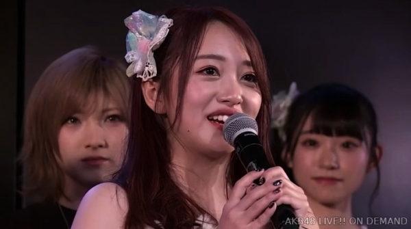 【AKB48】向井地美音 生誕祭~峯岸みなみの手紙に泣いた「僕の夏が始まる」公演