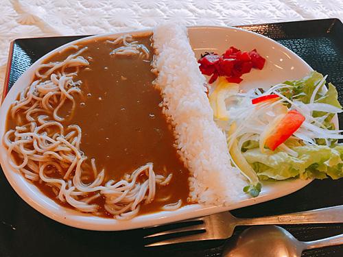 【温泉・北海道】ゆうばり温泉 ユーパロの湯 シューパロダムカレー【湯食夜見】2017年8月【ダムカレー】