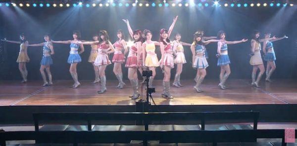 【AKB48】今日は、AKB48岩立チームB「シアターの女神」公演が無料でみれる 無観客公演 無料配信なう AKB48劇場