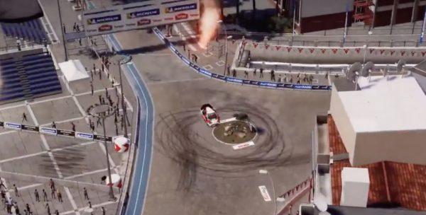 【WRC 8】ドーナツターンに苦労 トルコ Marmaris